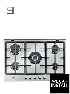 whirlpool-absolute-gma7522ix-built-in-gas-with-optional-installation-stainless-steel