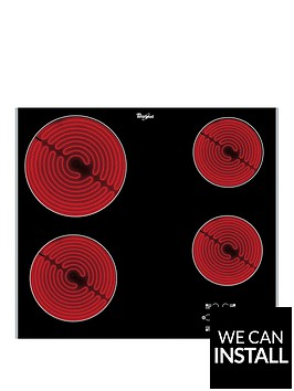whirlpool-akt8090lx-built-in-ceramic-hob-with-optional-installation-black