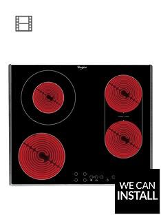 whirlpool-akt8700ix-built-in-ceramic-hob-with-optional-installation-black