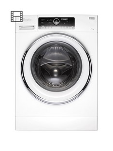 Whirlpool Supreme Care FSCR90420 9kg load, 1400 Spin Washing Machine - White