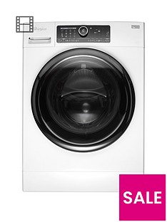 Whirlpool Supreme Care Premium FSCR12430 12kg Load, 1400 Spin Washing Machine - White
