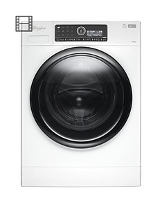 Whirlpool Supreme Care Premium+ FSCR12441 12kg Load, 1400 Spin Washing Machine - White