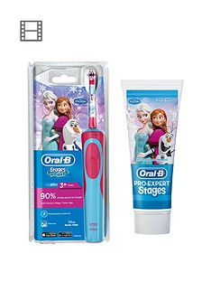 Oral-B Xmas special packs - Frozen gift Set