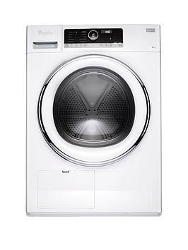 9kg 6th Sense Heat Pump Tumble Dryer Class A++