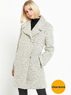 vila-winter-coat-light-grey-marl