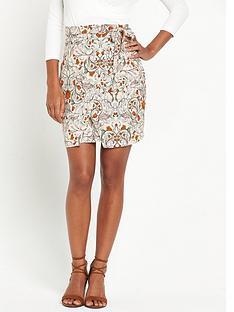 river-island-mid-thigh-printed-wrap-skirt