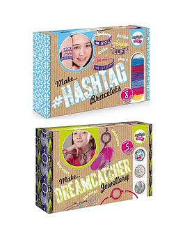 mystyle-mystyle-hashtag-jewellery-amp-dreamcatcher-jewellery-duo-pack