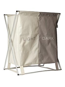 Sabichi Light &Amp; Dark Large Laundry Bag