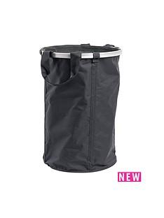 sabichi-foldable-oxford-laundry-bin-grey