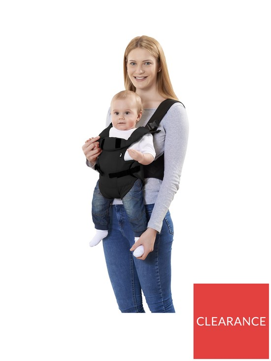 4d46c587712 Mothercare 3-Position Baby Carrier