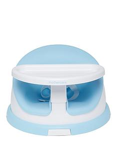 mothercare-2-in-1-floor-seat-blue