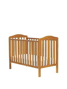 mothercare-darlington-cot-bed-antique
