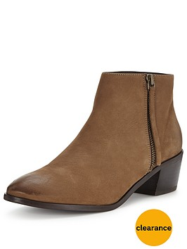 office-arc-side-zip-ankle-boot