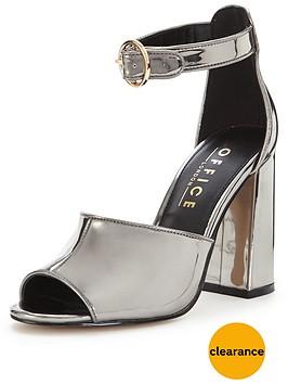 office-stella-metallic-two-part-sandal
