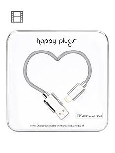 happy-plugs-deluxe-iphonenbspchargerusbnbspcable-2m