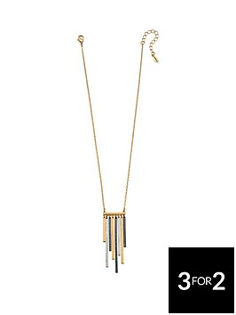 fiorelli-mixed-tone-metal-bar-necklace