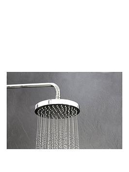Photo of Triton isabel fixed shower head - chrome