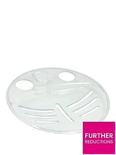 triton-riser-rail-19mm-soap-dish-ndash-clear