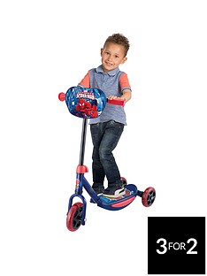 spiderman-ultimate-spiderman-3-wheel-scooter