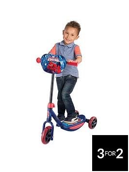 spiderman-ultimate-spiderman-3-wheel-scooter