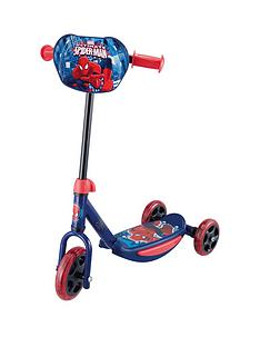 Spiderman Ultimate 3 Wheel Scooter