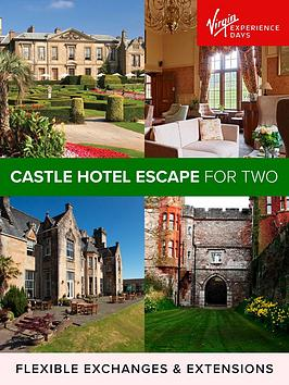 virgin-experience-days-castle-hotel-escape-collection-for-two