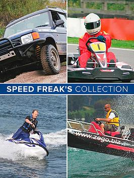 virgin-experience-days-speed-freaks-collection