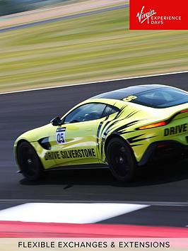 virgin-experience-days-weekend-silverstone-aston-martin-thrill-for-one-in-towcester-northamptonshire