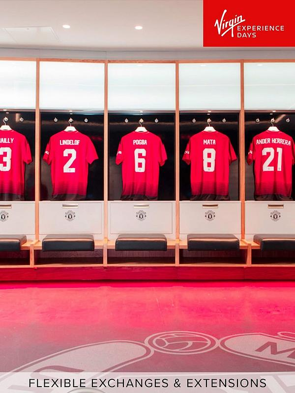 virgin experience days manchester united stadium tour for two very co uk manchester united stadium tour for two