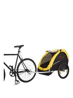 raleigh-my16-burley-bee-trailer-yellow