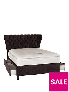 luxe-collection-from-airsprung-grace-1000-pocket-pillow-top-divan-with-storage-options-includes-headboard