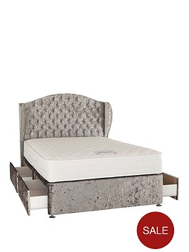 very-boutique-from-airsprung-marilyn-1000-pocket-memory-fabric-divan-bed-with-headboard-and-optional-storage