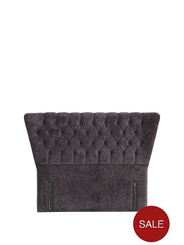 very-boutique-from-airsprung-grace-headboard-charcoal