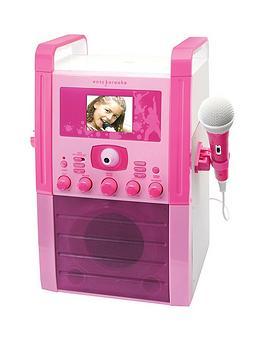 easy-karaoke-easy-karaoke-eks516p-karaoke-screen-party-pink