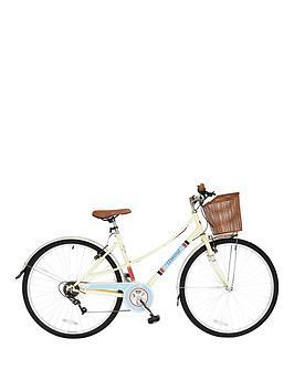 Universal Classic Ladies Hybrid Bike 18 Inch Frame