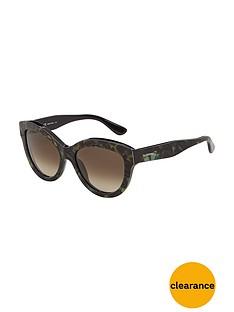 valentino-print-cateye-sunglasses