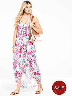 v-by-very-cocoon-beach-dress
