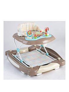 Ladybird 2-in-1 Walker Rocker - Geo