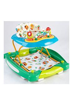 Ladybird 2-in-1 Walker Rocker - Jungle