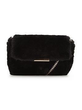 v-by-very-mini-faux-fur-shoulder-bag