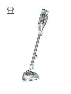 Vax S84-W7-P Steam Fresh Power Plus Steam Cleaner - Grey