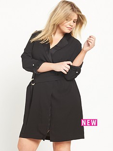 ri-plus-black-tuxedo-wrap-dress