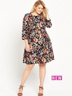 ri-plus-ri-plus-floral-printed-midi-dress