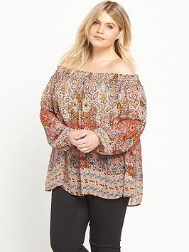 ri-plus-paisley-print-top