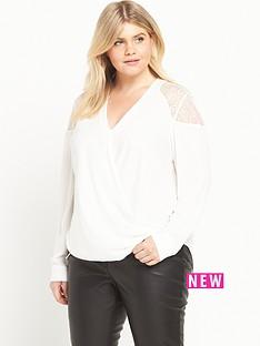 ri-plus-ri-plus-lace-shoulder-wrap-blouse