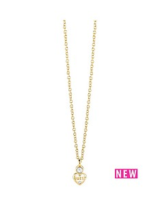 guess-guess-gold-plated-mini-heart-necklace
