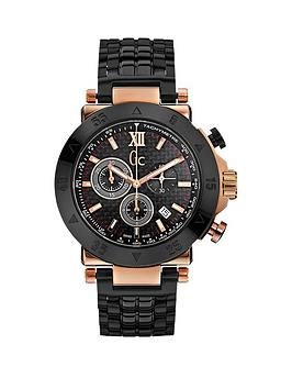 guess-gc-sport-black-mens-watch