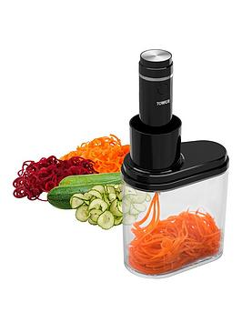 tower-electric-spiralizer-black