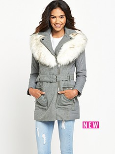 river-island-faux-fur-collar-padded-coat