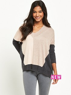 river-island-blocked-v-neck-jumper